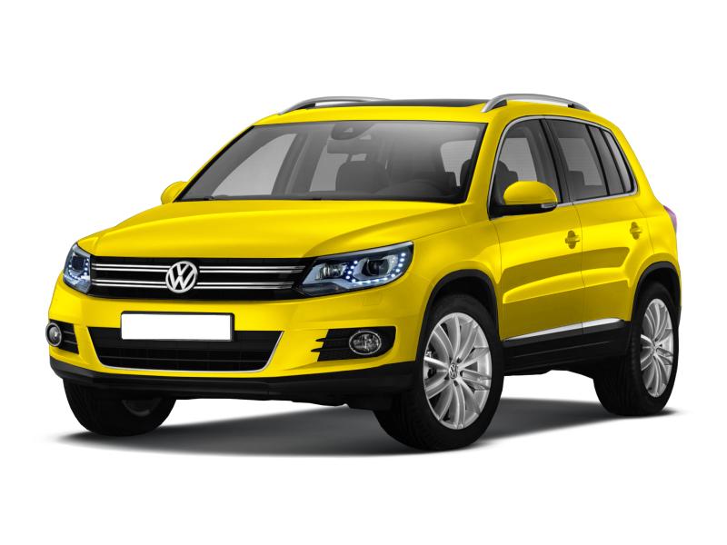 Volkswagen Tiguan, 2014 год, 895 000 руб.