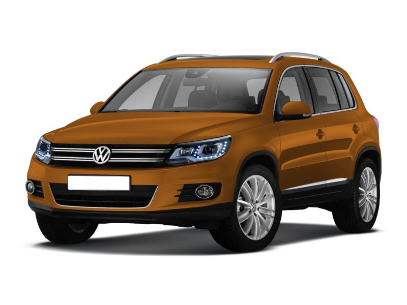 Volkswagen Tiguan, 2013 год, 1 145 000 руб.