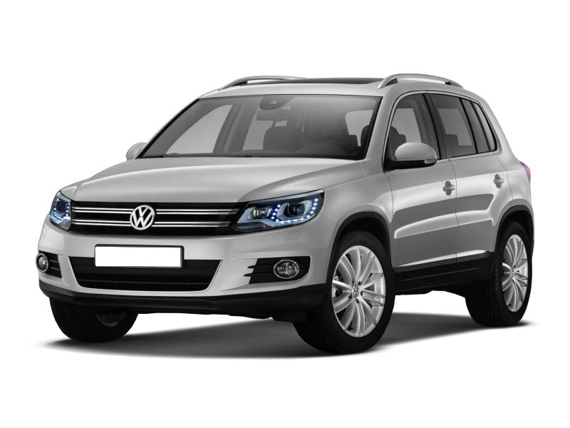 Volkswagen Tiguan, 2014 год, 810 000 руб.