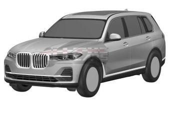 Презентация серийной версии BMW X7 пройдет в ноябре нынешнего года.