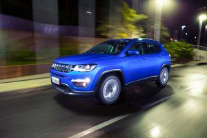 В России начались продажи Jeep Compass: от 1 999 000 рублей