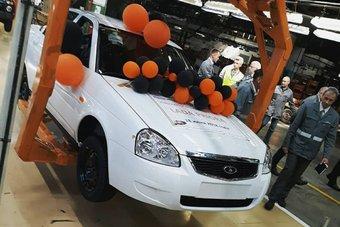 Официального сообщения о завершении производства Приоры «АвтоВАЗ» еще не разослал.