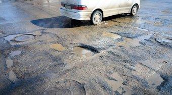 В результате аварии пострадала и сама женщина-водитель.