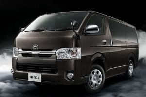 Toyota выпустила Hiace в спецкомплектации в честь 50-летия модели