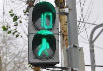Для пешеходов выделят отдельную фазу.