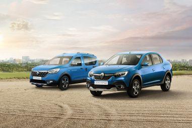 Renault выпустила внедорожный Logan Stepway