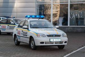 Полиция Украины помогает ЗАЗу разгрузить склады от залежалых автомобилей