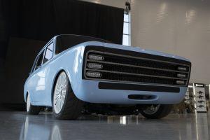 Концерн «Калашников» разработал электрический суперкар с кузовом от Иж-Комби (не шутка)