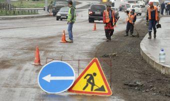 В Южно-Сахалинске до конца октября отремонтируют еще семь участков дорог