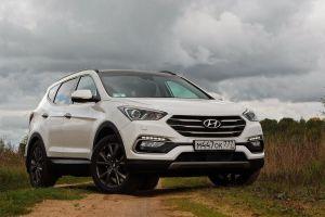 Бестселлеры рынка. Hyundai Santa Fe (2012–2018 гг.)