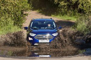 Обновленный Ford EcoSport. В поисках оптимального кроссовера «не как у всех»