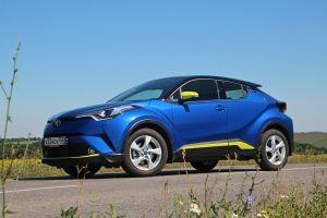 Тест-драйв Toyota C-HR. Вопрос цены?