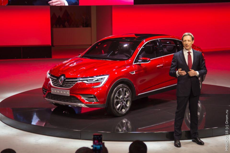Андрей Панков, генеральный директор Renault Россия