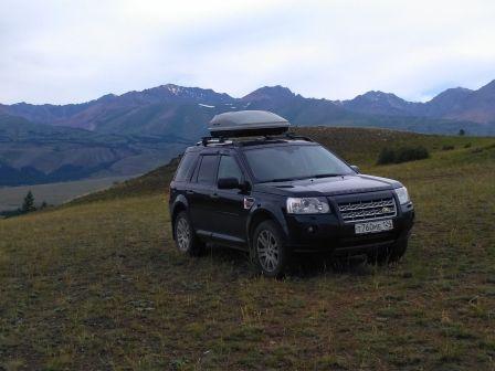 Land Rover Freelander 2008 - отзыв владельца