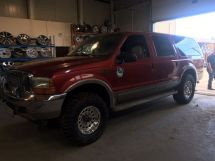 Ford Excursion, 2001