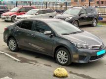 Toyota Corolla, 2013