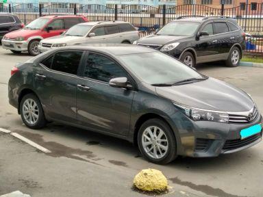 Toyota Corolla 2013 отзыв автора | Дата публикации 22.12.2017.
