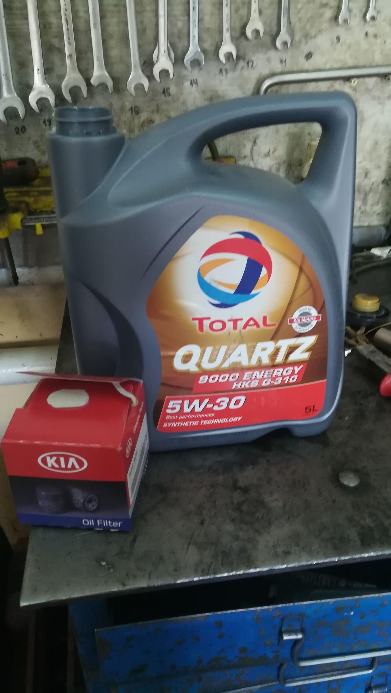 первая замена масла в дизеле bearford