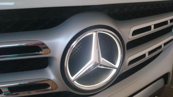 Mercedes-Benz GLS-Class 2017 - отзыв владельца