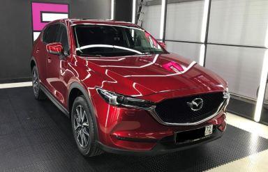 Mazda CX-5 2018 отзыв автора | Дата публикации 08.08.2018.
