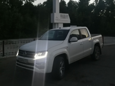 Volkswagen Amarok, 2017