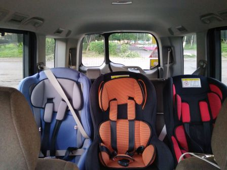 Honda Stepwgn 2015 - отзыв владельца