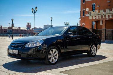 Chevrolet Epica 2011 отзыв автора | Дата публикации 03.08.2018.