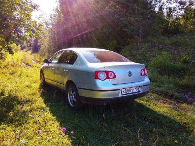 Volkswagen Passat 2009 отзыв автора | Дата публикации 06.08.2018.