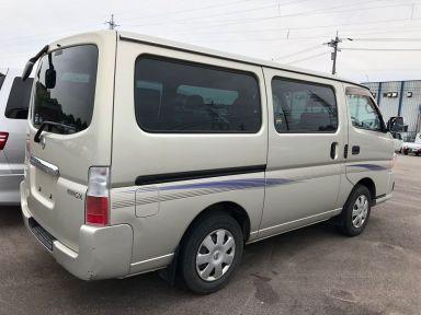 Nissan Caravan 2006 отзыв автора | Дата публикации 06.08.2018.