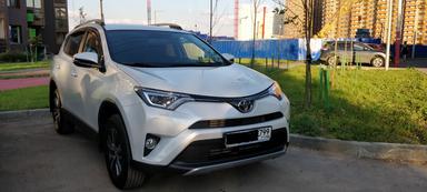 Toyota RAV4 2018 отзыв автора | Дата публикации 08.08.2018.