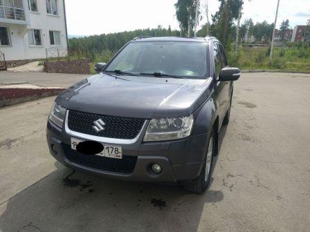 Suzuki Grand Vitara 2010 - отзыв владельца