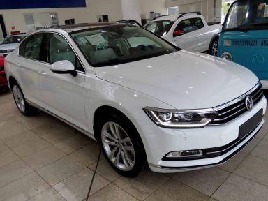 Volkswagen Passat 2018 отзыв автора | Дата публикации 08.08.2018.