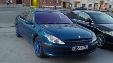 Peugeot 607, 2003