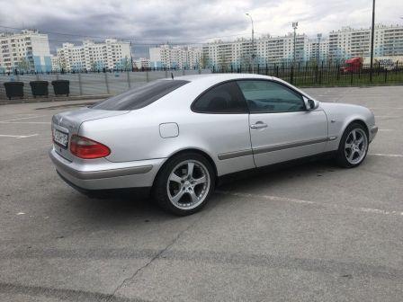 Mercedes-Benz CLK-Class 1999 - отзыв владельца