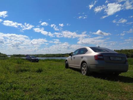 Skoda Octavia 2018 - отзыв владельца
