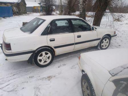 Mazda Capella 1991 - отзыв владельца