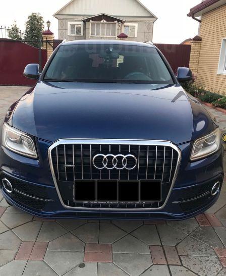 Audi Q5 2014 - отзыв владельца