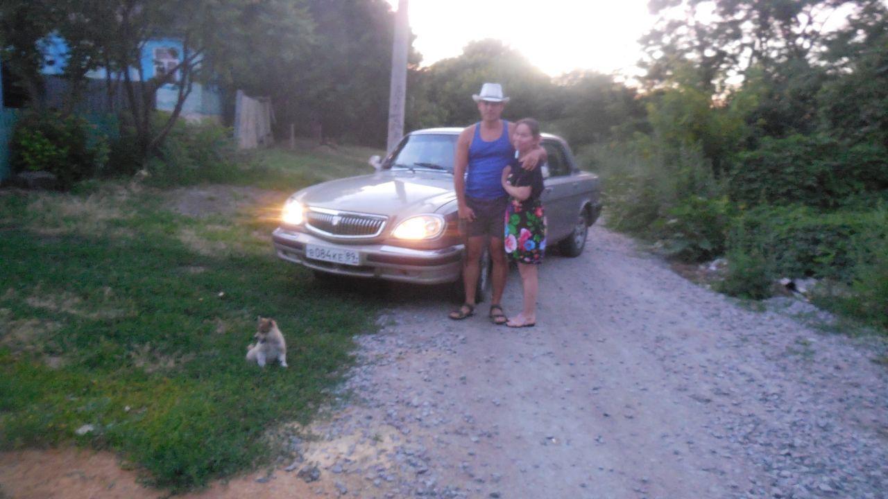 А это уже июнь 4 утра и мы стартуем в Крым, но уже без песика Умки!