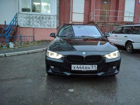 BMW 3-Series 2013 - отзыв владельца