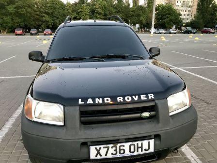 Land Rover Freelander 2000 - отзыв владельца