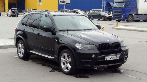 BMW X5 2010 - отзыв владельца