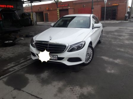 Mercedes-Benz C-Class 2014 - отзыв владельца