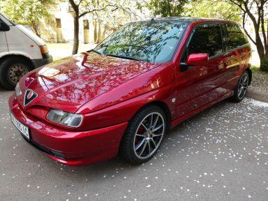 Alfa Romeo 145 1995 отзыв автора | Дата публикации 15.08.2018.