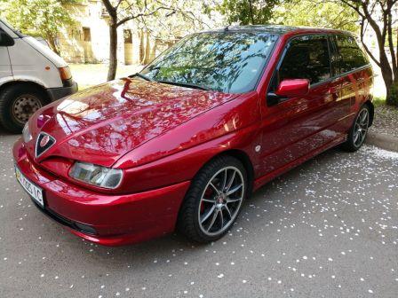 Alfa Romeo 145 1995 - отзыв владельца