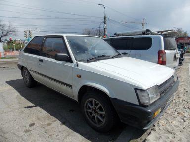 Toyota Corolla II 1985 отзыв автора | Дата публикации 16.08.2018.