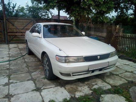 Toyota Chaser  - отзыв владельца
