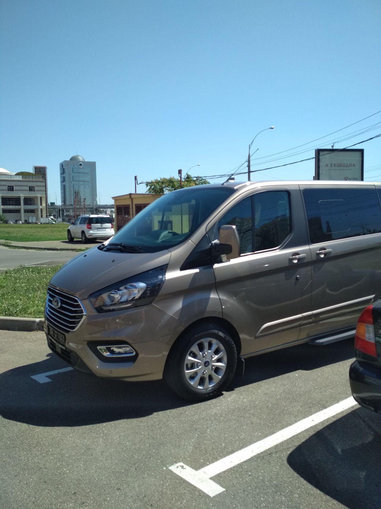 ford-tourneo-custom отзывы