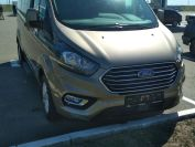 Ford Tourneo Custom, 2018