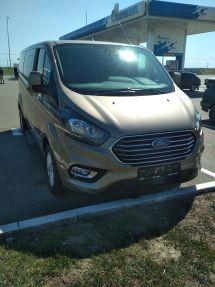 Ford Tourneo Custom 2018 отзыв владельца