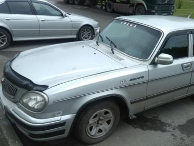 ГАЗ 31105 Волга 2005 отзыв автора | Дата публикации 19.08.2018.
